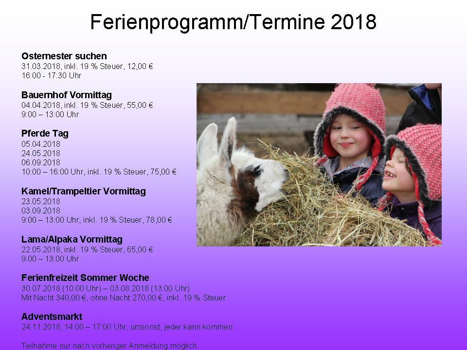 Ferienprogramm2018